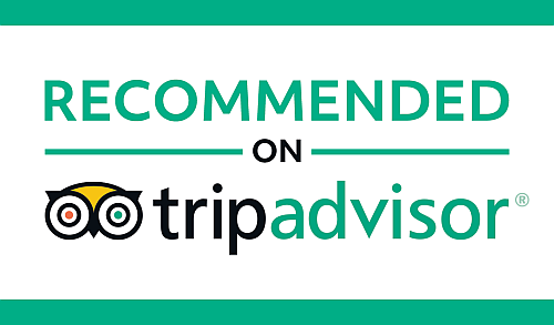 TripAdvisor logo linking to reviews of The Tree House